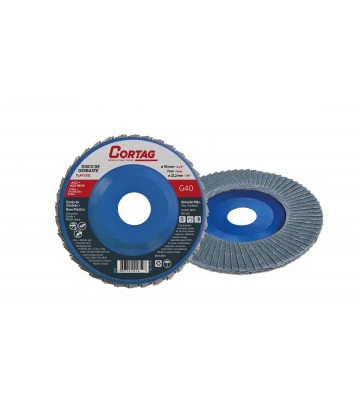 "FLAP DISC 4.1 / 2"" - 115 mm / OXZR / G40"