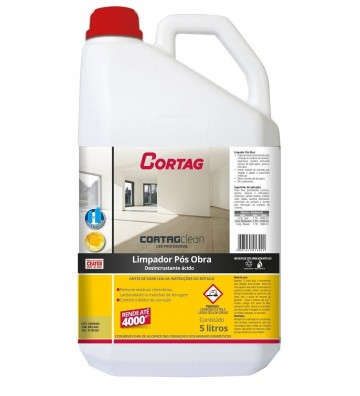 POST-WORK CLEANER - 5 L