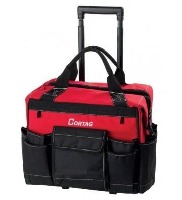 PROFESSIONAL CANVAS BAG WITH BLR 410 CORTAG WHEEL