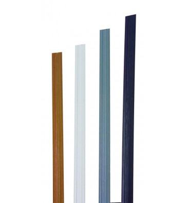 BLACK EXPANSION JOINT 40 x 4 mm