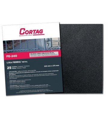 LIXA FERRO CORTAG FE240 320