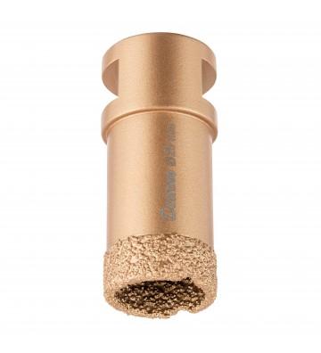 Diamond Holesaw Ø 25 mm (angle grinder)