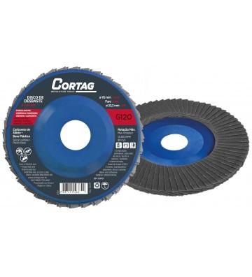 FLAP Roughing Disc 4.1 / 2''- 115 mm CS- BP G120