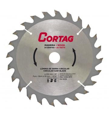 Circular Saw Blade for Wood 24 teeth Ø 250 mm