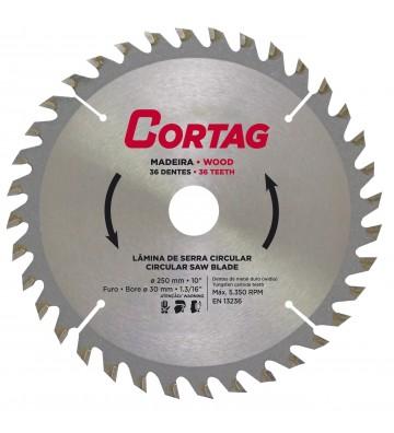 Circular Saw Blade for Wood 36 teeth Ø 250 mm