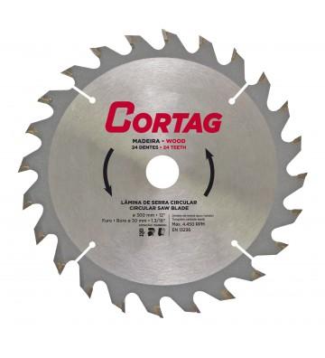 Circular Saw Blade for Wood 24 teeth Ø 300 mm