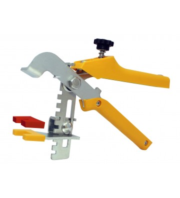 PLIERS FOR LEVELING COATING - WALL