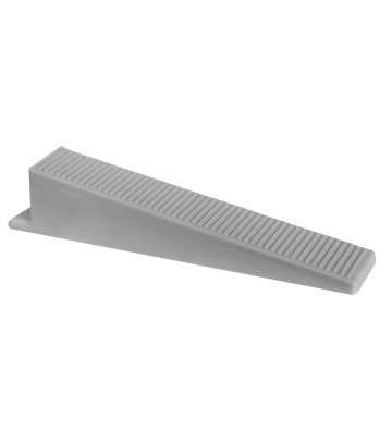 SLIM WEDGE FOR LEVELING COATING WITH 1000 PCS