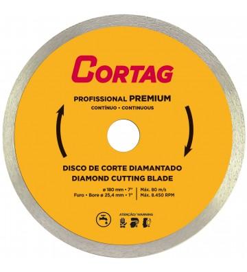 DISCO DIAMANTADO PROFISSIONAL PREMIUM 180 MM