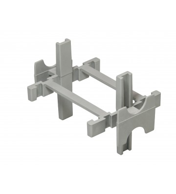 SPACER FOR GLASS BLOCK