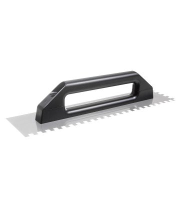 STEEL HOLDER 48 cm TOOTH 10 X 10 mm WITH PLASTIC CABLE