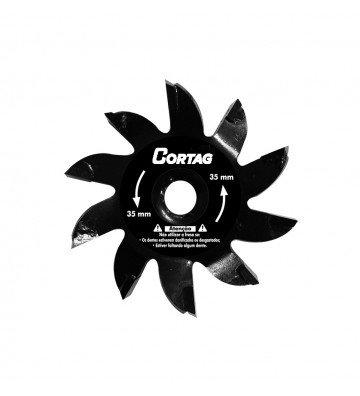 FRESA 35 mm CORTADOR DE PAREDE BRIC-35