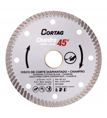 copy of DISCO DIAMANTADO DUROKORT 110 MM