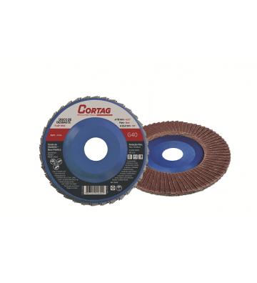 "FLAP DISC 4.1 / 2"" - 115 mm / OXAL / G40"